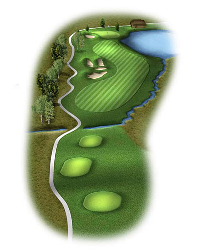 Hole 1