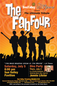 The Fab Four - The Ultimate Beatles Tribute