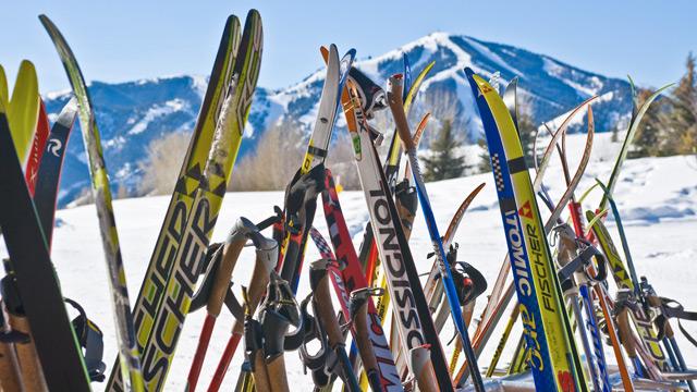 Подбор лыж под себя
