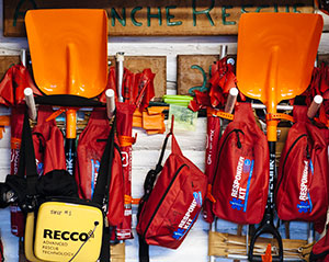 Avalanche Rescue Equipment