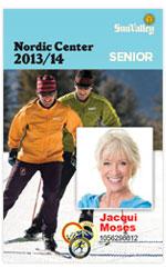 SV Senior Nordic Pass
