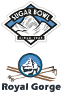 Sugar Bowl & Royal Gorge logos