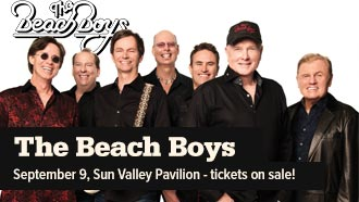 Beach Boys Tickets On Sale!