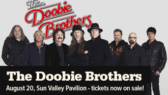 Doobie Bros Tickets On Sale!
