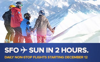 SFO-SUN New Direct Flights