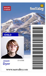 Child Sun Plus Pass